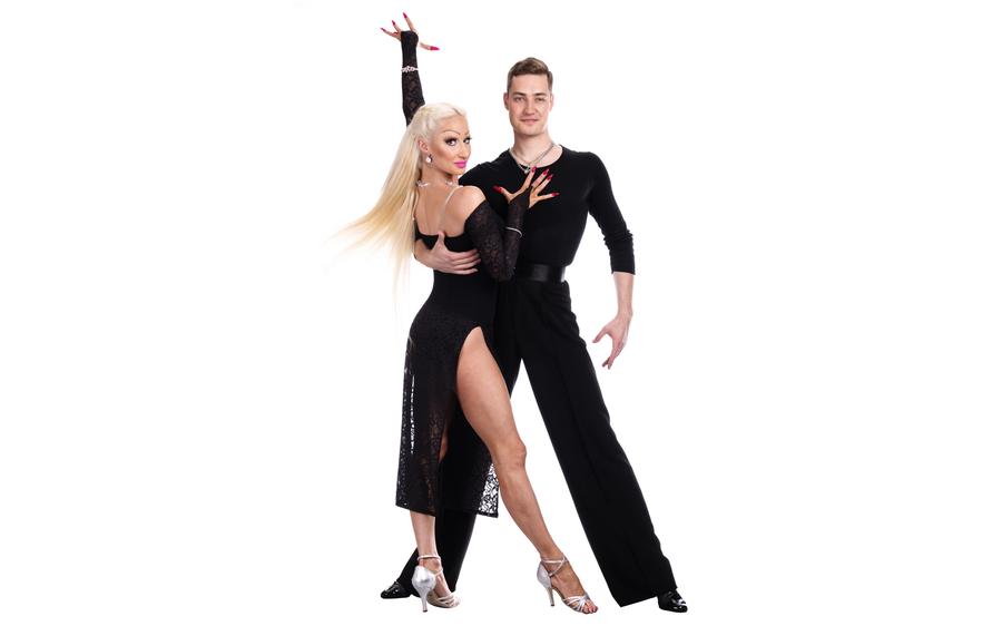 Marek Bureš & Anastasiia iermolenko