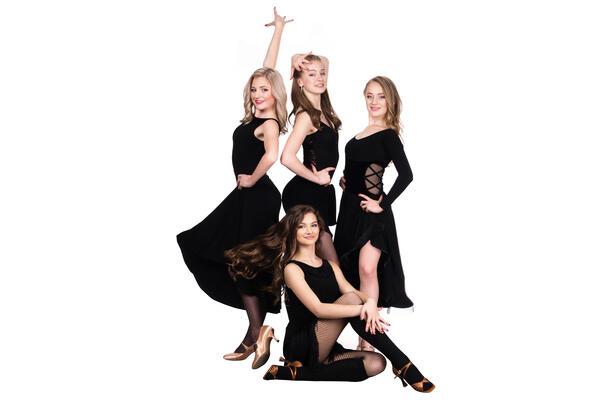 Latino Ladies - tanec pro ženy