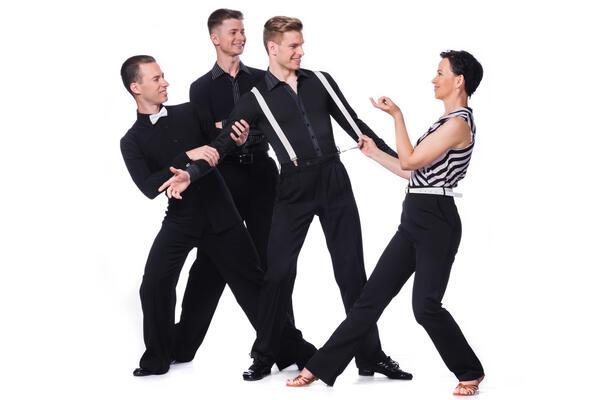 PRO-AM - tanec s profesionálním tanečníkem