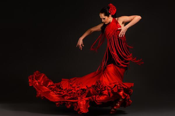 Flamenco pro ženy