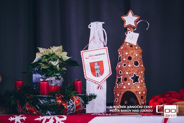Vánoční cena města Bakov nad Jizerou - 4. ročník 2019