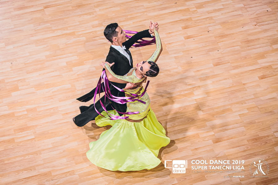 Patrik Dobruský & Veronika Nováková COOL DANCE