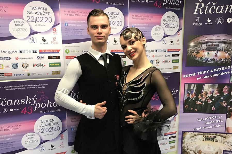 Jakub Vávra & Laura Loranczyk COOL DANCE
