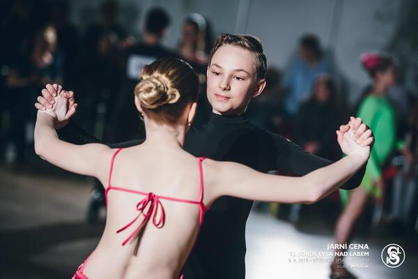 Adam Folprecht & Hana Bendová COOL DANCE