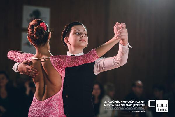 Daniel Hudec & Ema Houserová COOL DANCE