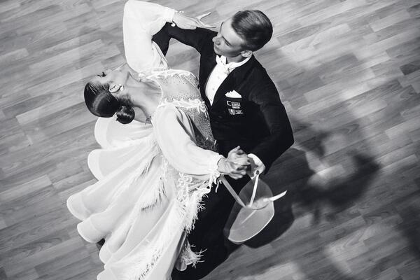 Michael Bejr & Sofie Procházková COOL DANCE
