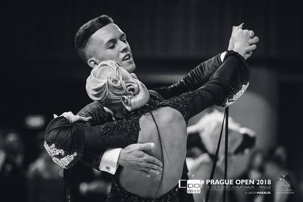 Richard Rambousek & Veronika Bulířová COOL DANCE