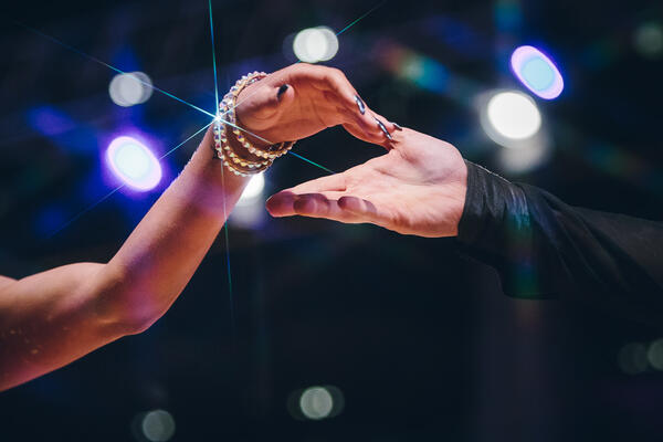 Taneční seznamka COOL DANCE tanečníků a tanečnic