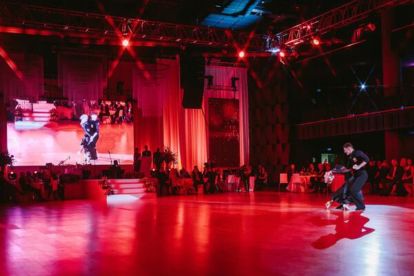 Taneční soutěže COOL DANCE