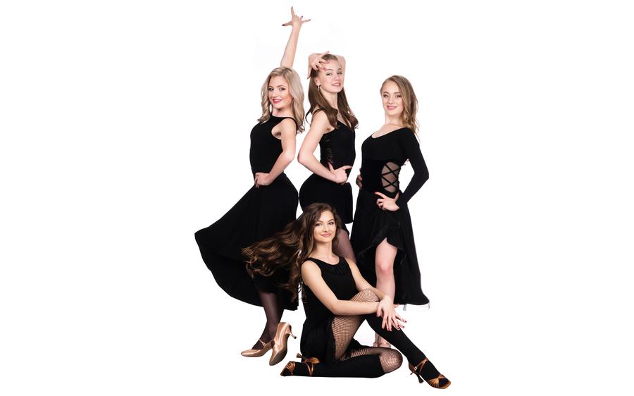 Latino Girls - Latinskoamerické tance pro dívky v Písku