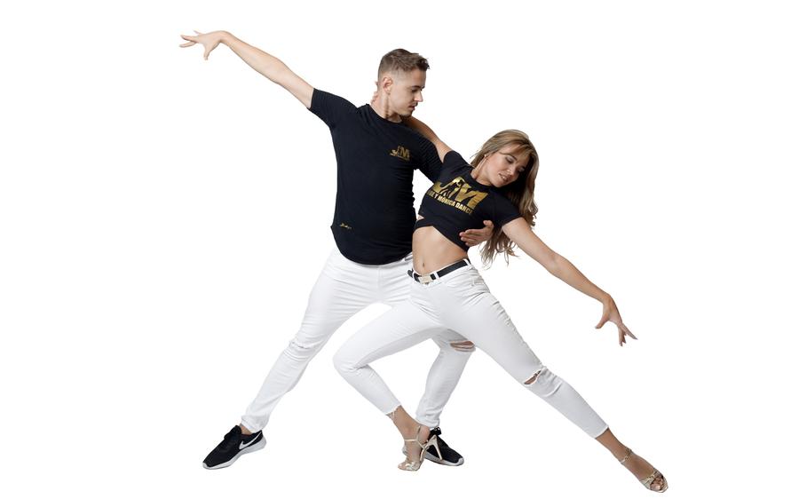Salsa se španělkou monicou lopez pro začátečníky v Praze