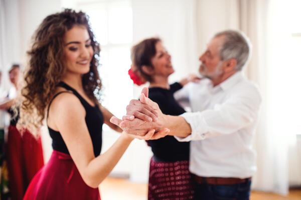 Výuka tance u vás ve firmě, eventu COOL DANCE Praha, Mladá Boleslav, Písek
