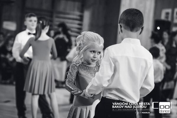 Dětské taneční předtančení cool dance Mladá Boleslav Praha Písek