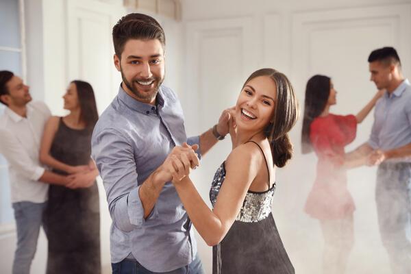 Taneční kurzy Praha Mladá Boleslav Písek dárkové poukazy