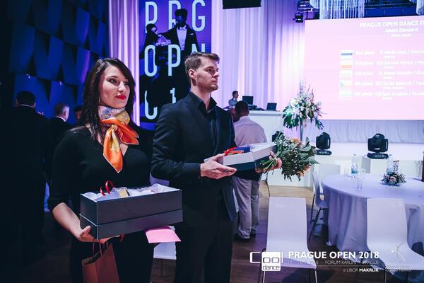 Taneční škola COOL Prague Open Pavel Sluka