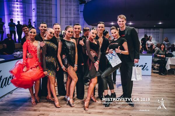 Vysledkový servis nejlepší výsledky za poslední víkend z Taneční škola COOL DANCE studio klub