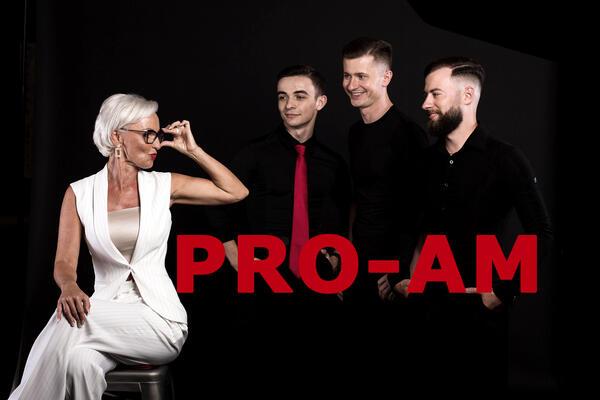 Taneční kurzy PRO-AM s profesionálním tanečníkem | Taneční škola COOL DANCE
