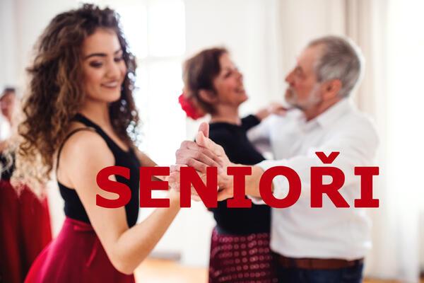 Taneční kurzy pro seniory | Taneční škola COOL DANCE
