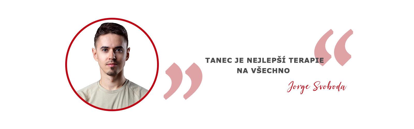 Jiří Svoboda | Lektor Salsa & Bachata | Taneční škola COOL DANCE