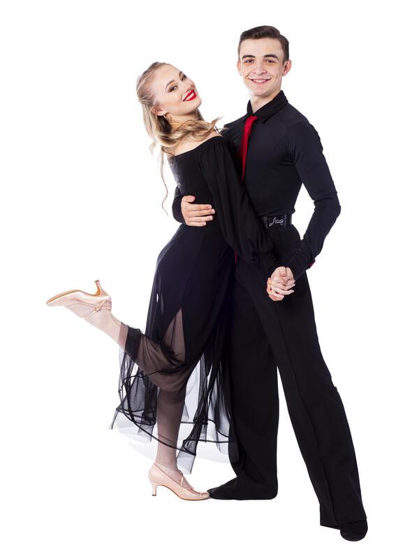 Daniel Maslák & Michaela Netolická | Lektoři | Taneční škola COOL DANCE