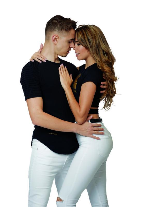 Jiří Svoboda Monica Lopez Taneční škola COOL DANCE Kurzy Salsy a Bachaty