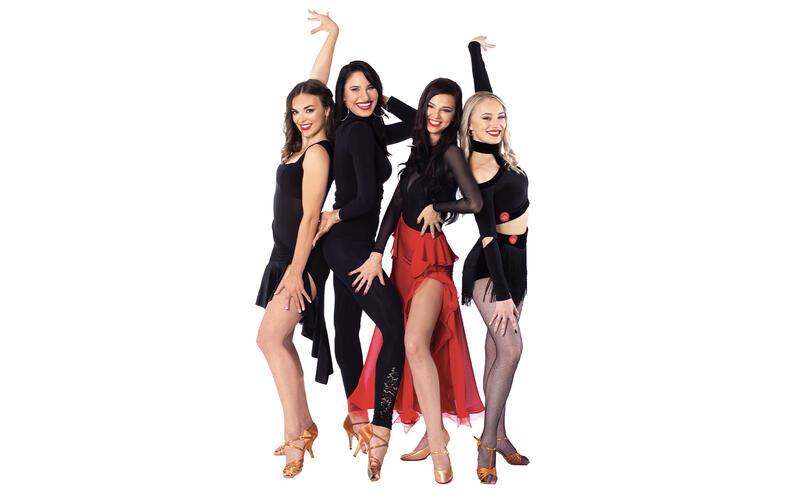 Salsa a bachata pro ženy   Taneční škola COOL DANCE