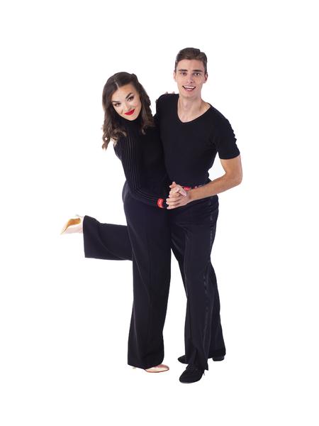Jakub Vávra & Laura Loranczyk   Tanec pro vysokoškoláky    Taneční škola COOL DANCE
