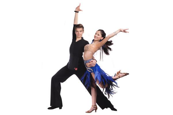 Sportovní tanec pro děti